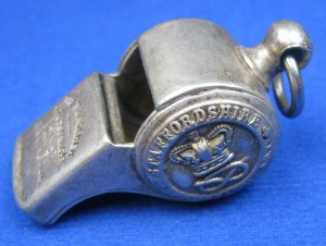 police whistle 17