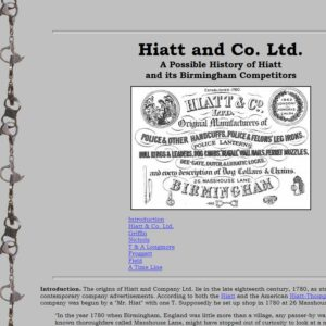 hiatt and co
