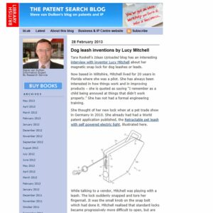 patent search blog